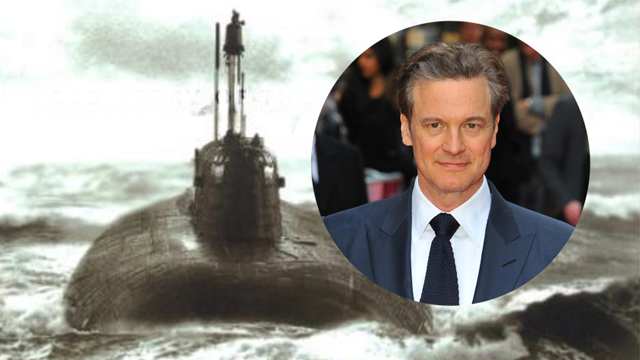 Kursk: Colin Firth to ...