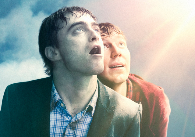 Swiss Army Man Poster Brings Paul Dano & Dead Daniel Radcliffe Together