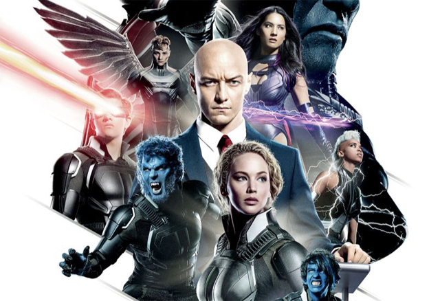X-Men: Apocalypse IMAX Poster Embiggens the Mutant Roster