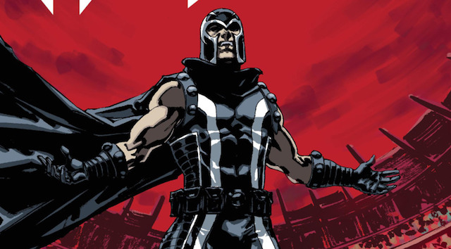 Our X-Men Magneto spotlight covers the recent Axis series.