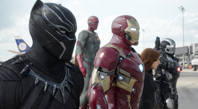 Captain America: Civil War Opens with $25M at Thursday Previews!