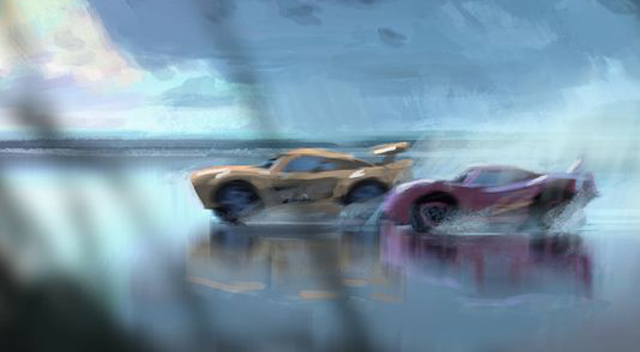 Cars 3 Images and Details Revealed by Disney•Pixar