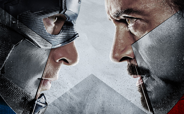 Captain America: Civil War is Crossing the $1 Billion Mark Today