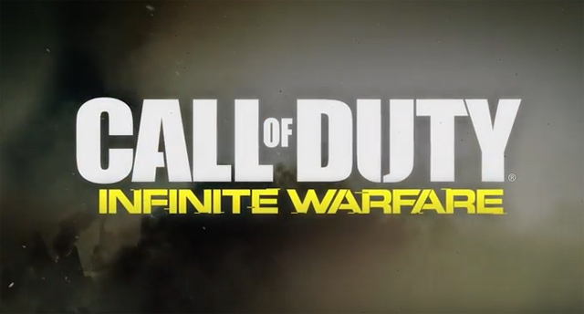 Go to Space in the Call of Duty: Infinite Warfare Reveal Trailer!