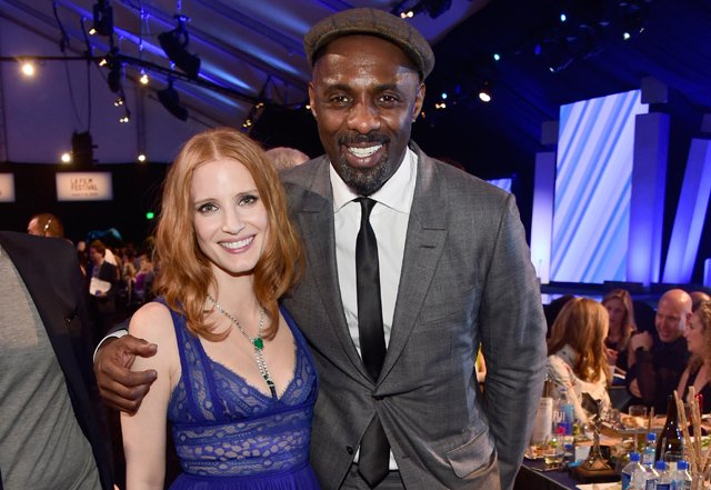 Jessica Chastain and Idris Elba to Star in Molly's Game