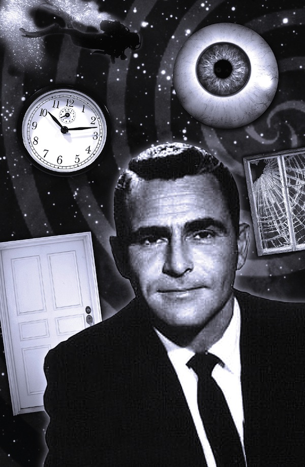 rod serling twilight zone intro