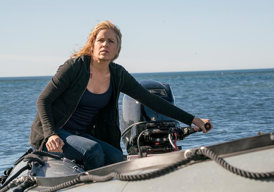 Fear the Walking Dead Episode 204 Recap: Pirates Board the Abigail