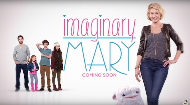 Imaginary Mary is another of the new ABC 2016 series.