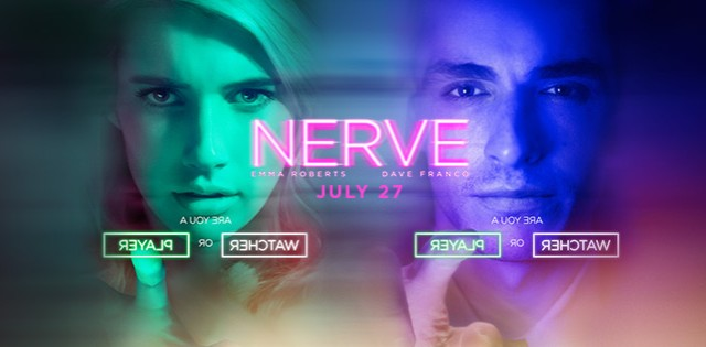 Are You a Watcher or a Player? The Nerve Trailer Makes You Choose