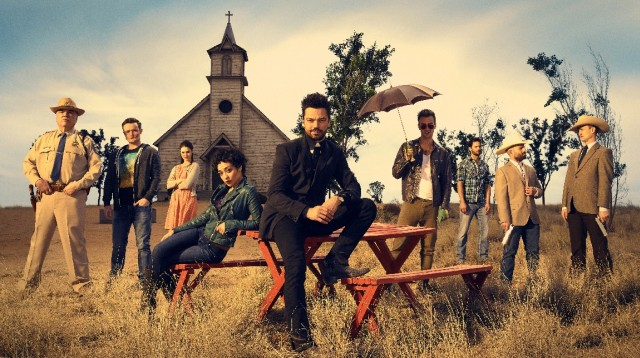 Watch the First Five Minutes of Preacher!