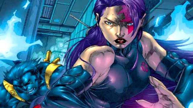X-Treme X-Men featured Psylocke on the team.