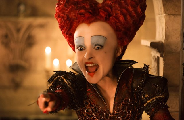 An Audience with the Red Queen: Helena Bonham Carter on Alice Through the Looking Glass