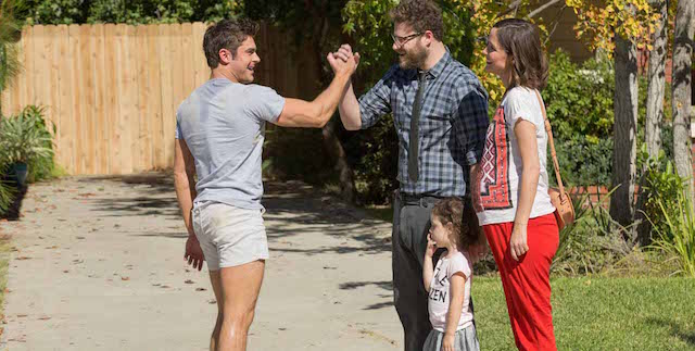 Rose Byrne is back in Neighbors 2: Sorority Rising.
