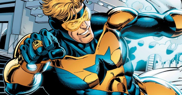 Greg Berlanti Confirms Involvement in Booster Gold Movie