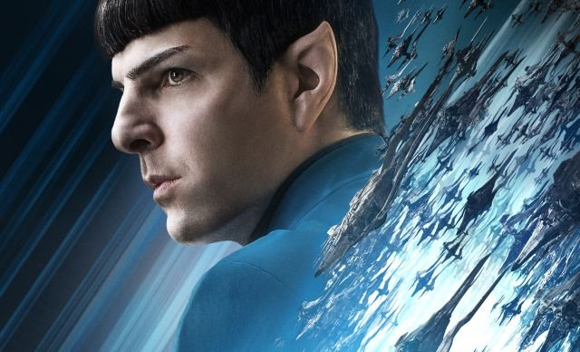 Spock and Chekov Character Posters for Star Trek Beyond Debut