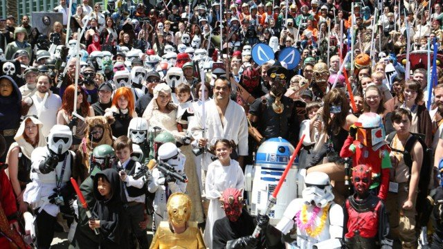Star Wars Celebration 2017 Set to Take Place in Orlando!