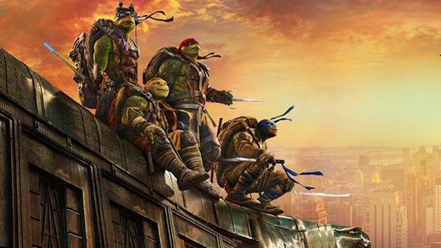The New Teenage Mutant Ninja Turtles: Out of the Shadows Trailer