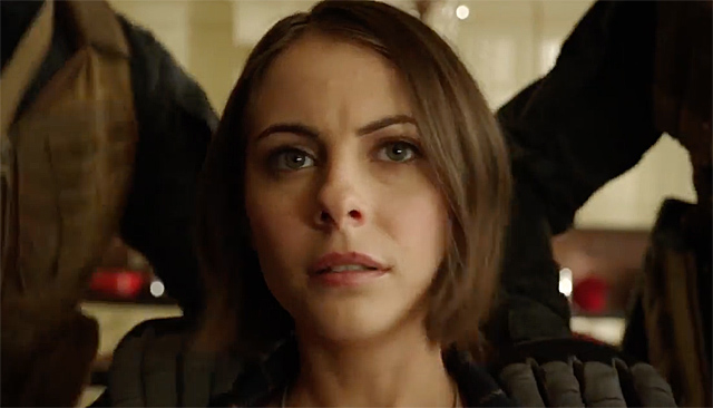 Lost in the Flood Trailer for Arrow Released