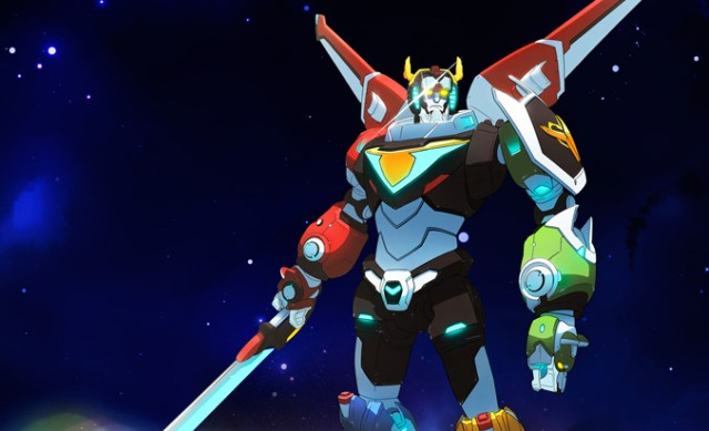 Voltron Assembles In Trailer For The Netflix Series