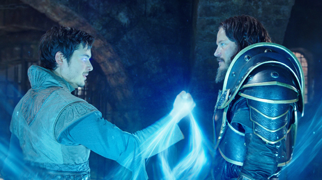 New Warcraft Photos Released by Legendary