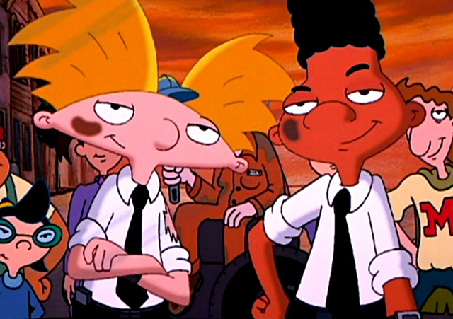 Voice Cast Announced for Hey Arnold!: The Jungle Movie