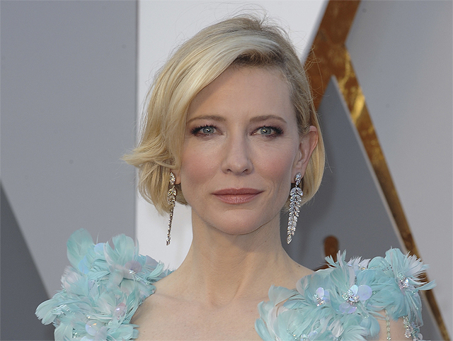 Cate Blanchett in Talks to Join All-Female Ocean's Eleven