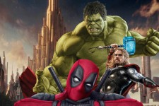 Thor: Ragnarok and Deadpool 2 Filming Updates