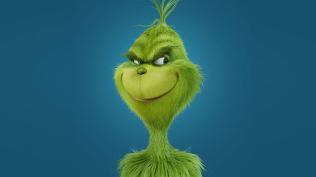 Christmas 2017 is Safe as The Grinch Movie Moves to 2018.