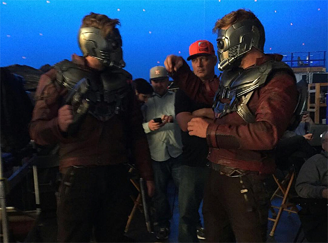 Guardians of the Galaxy Vol. 2 Wraps Production!