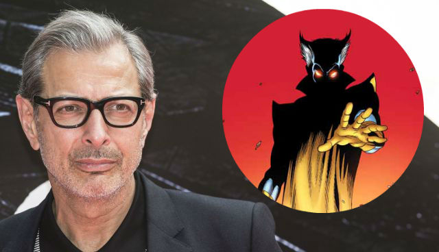 Jeff Goldblum Talks The Grandmaster in Thor: Ragnarok