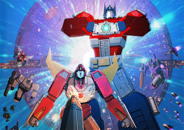 Trailer And Clip For 30th Anniversary Edition Of Transformers: The Movie