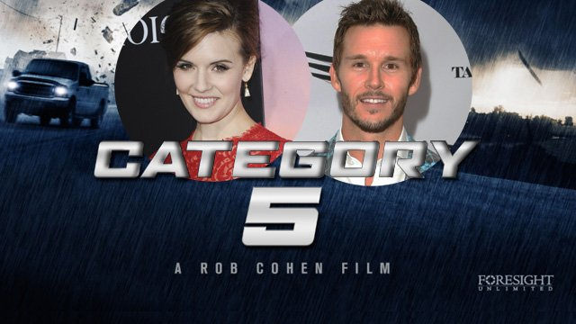 Maggie Grace and Ryan Kwanten have joined the cast of writer and director Rob Cohen's Category 5 movie. Production on the disaster thriller begins August 1.