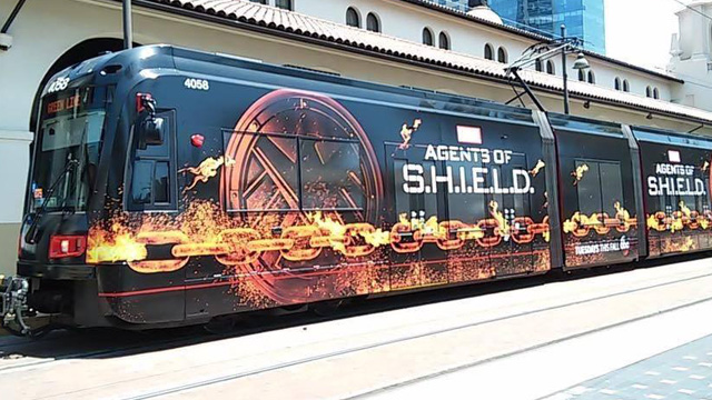 Agents of S.H.I.E.L.D. tendra Ghostrider