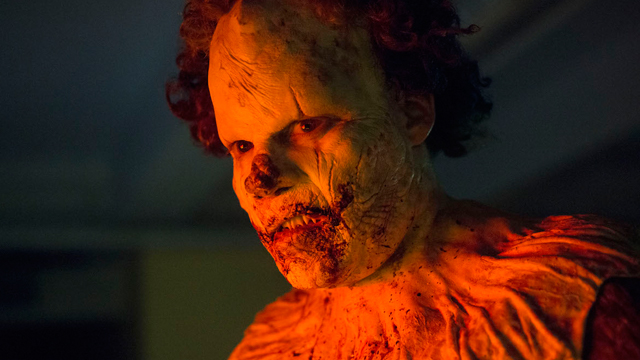 Check out a new image of the Clown monster!