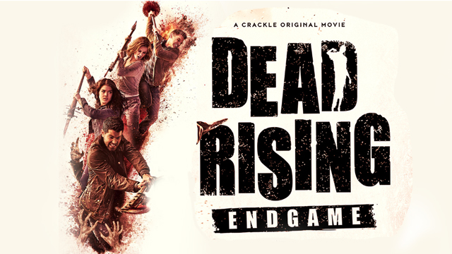 Dead Rising: Crackle Releases Endgame Trailer and Key Art
