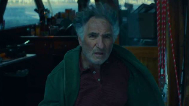 Judd Hirsch is back as part of the Independence Day Resurgence cast.