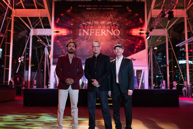 Inferno Photos from the Singapore Promo Tour