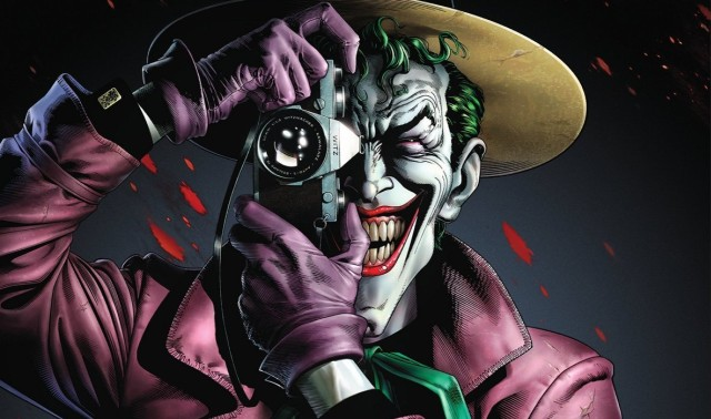 The Killing Joke to Play in Theaters for One Night Only!