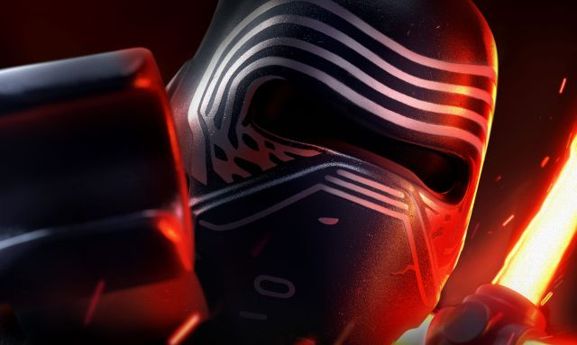 Kylo Ren Gets the Spotlight in New LEGO Star Wars: The Force Awakens Video