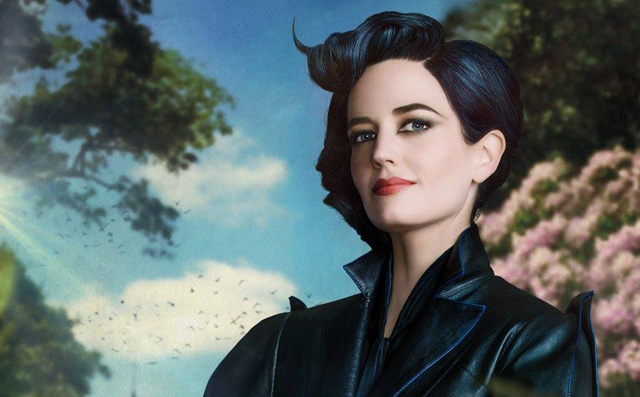 8 Miss Peregrine's Home for Peculiar Children Character Posters!