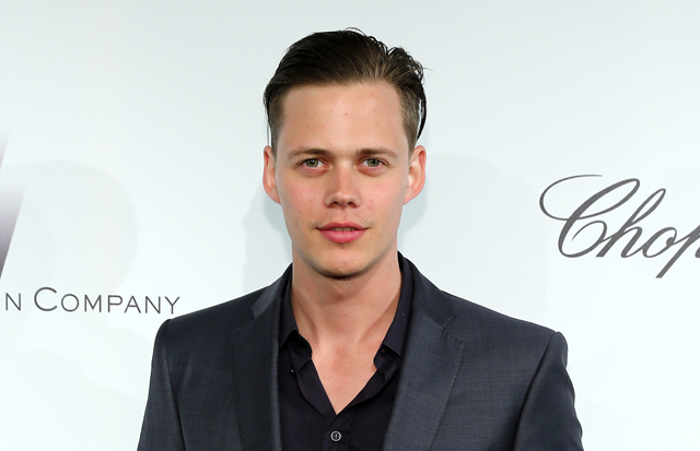 Bill Skarsgard is Pennywise in Stephen King's IT Part One
