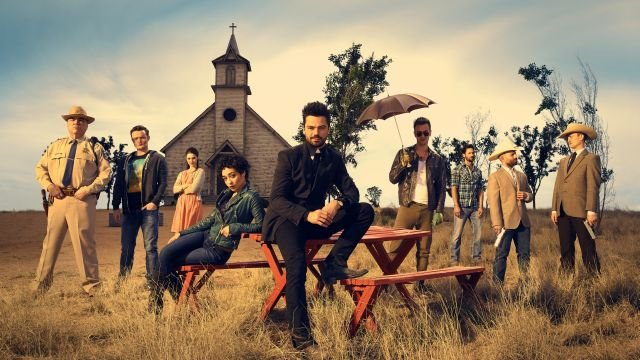 Preacher Renewed for Second Season by AMC