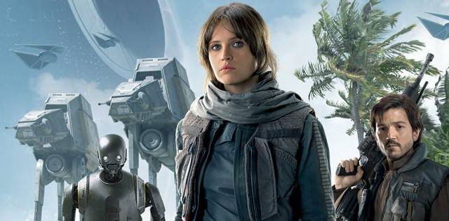 Rogue One: A Star Wars Story Lands on the Cover of EW