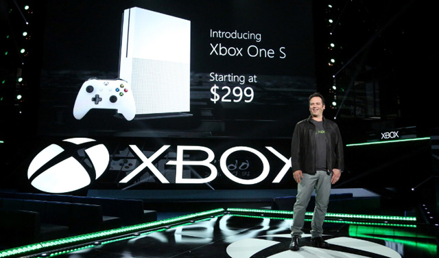 Project Scorpio, Xbox One S and Trailers from the Xbox Briefing