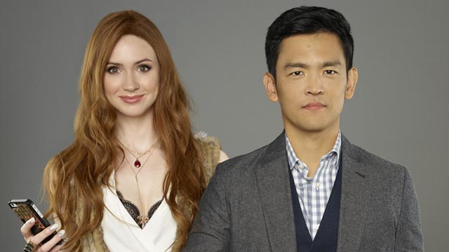 Our John Cho movies spotlight concludes with Selfie.