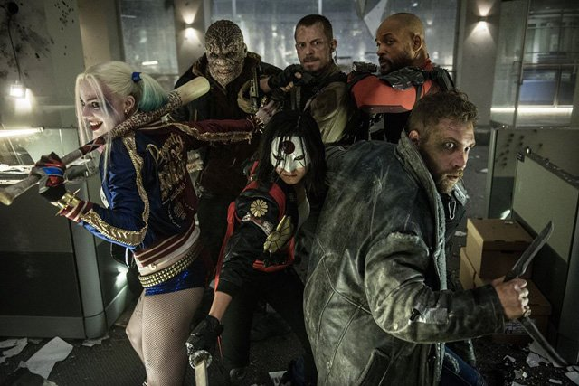 Suicide Squad Soars Past the $500 Million Mark Worldwide