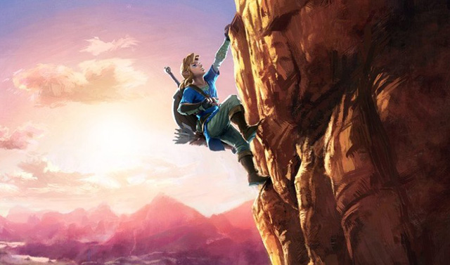 New Legend of Zelda Artwork Revealed