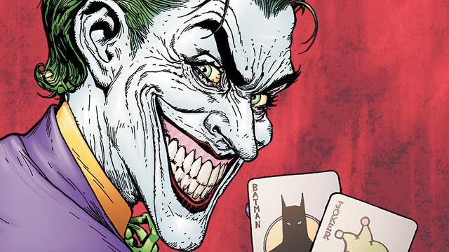 The Man Who Laughs is one of the best Joker comics.