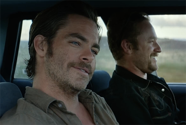 Hell or High Water Trailer, With Chris Pine & Jeff Bridges