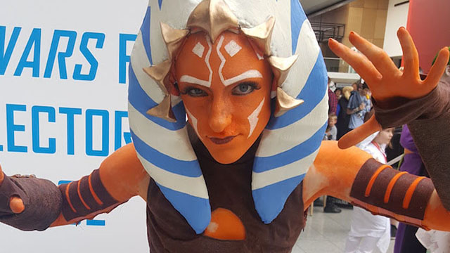 Check out our gallery of Star Wars Celebration cosplay.